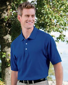 Devon & Jones - D100 Men's Pima Pique Polo Shirt