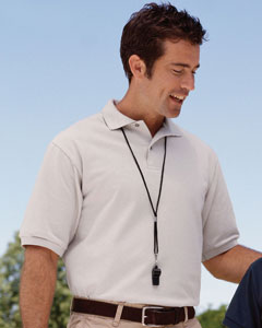 Jerzees - 440 Men's Ringspun Cotton Pique Polo Shirt